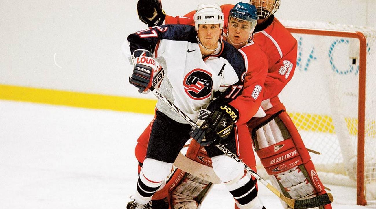 The NHL's relevancy and financial situation has changed dramatically since players like Keith Tkachuk made their Olympic debut at the 1998 Games.
