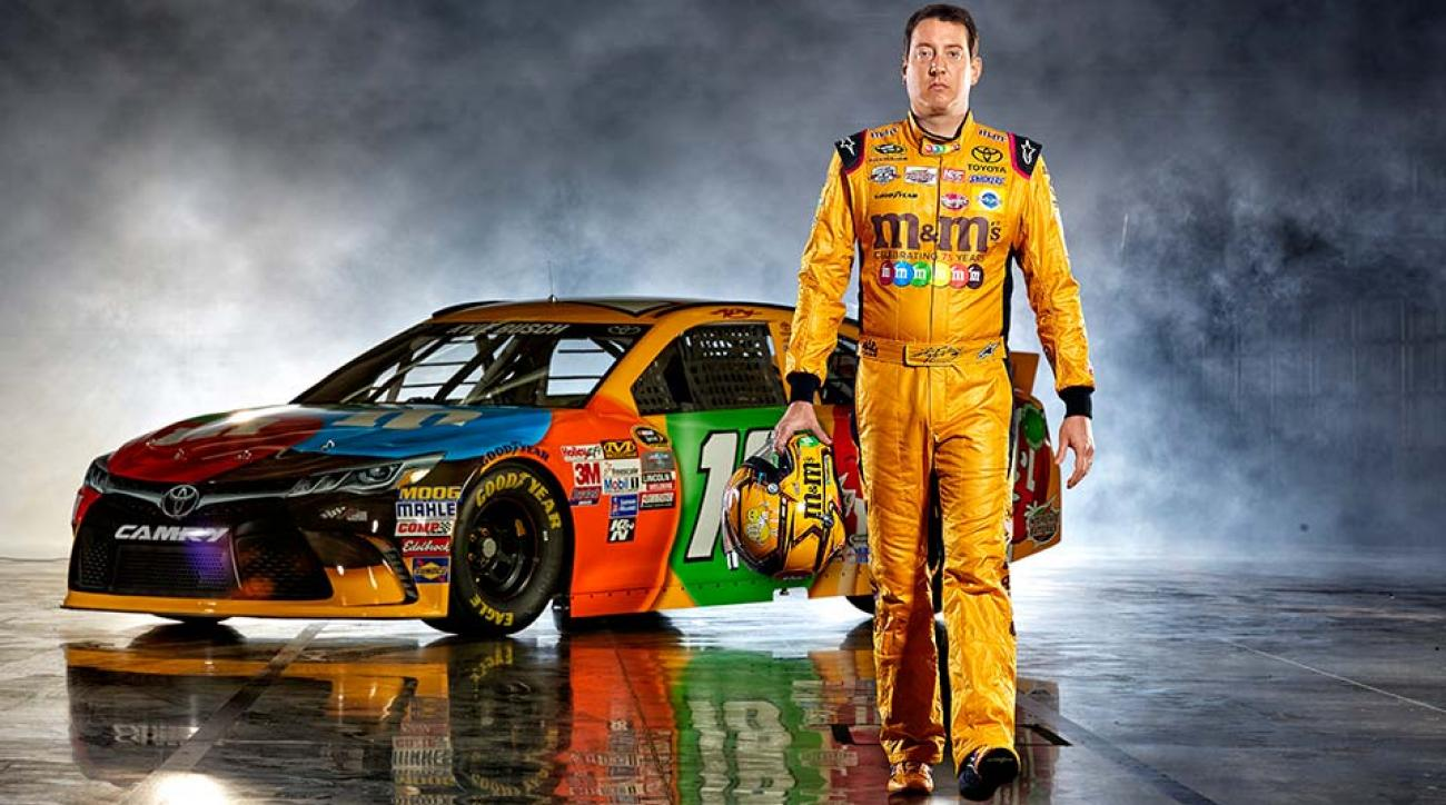 Rowdy's reign: Busch firmly plants himself among all-time greats
