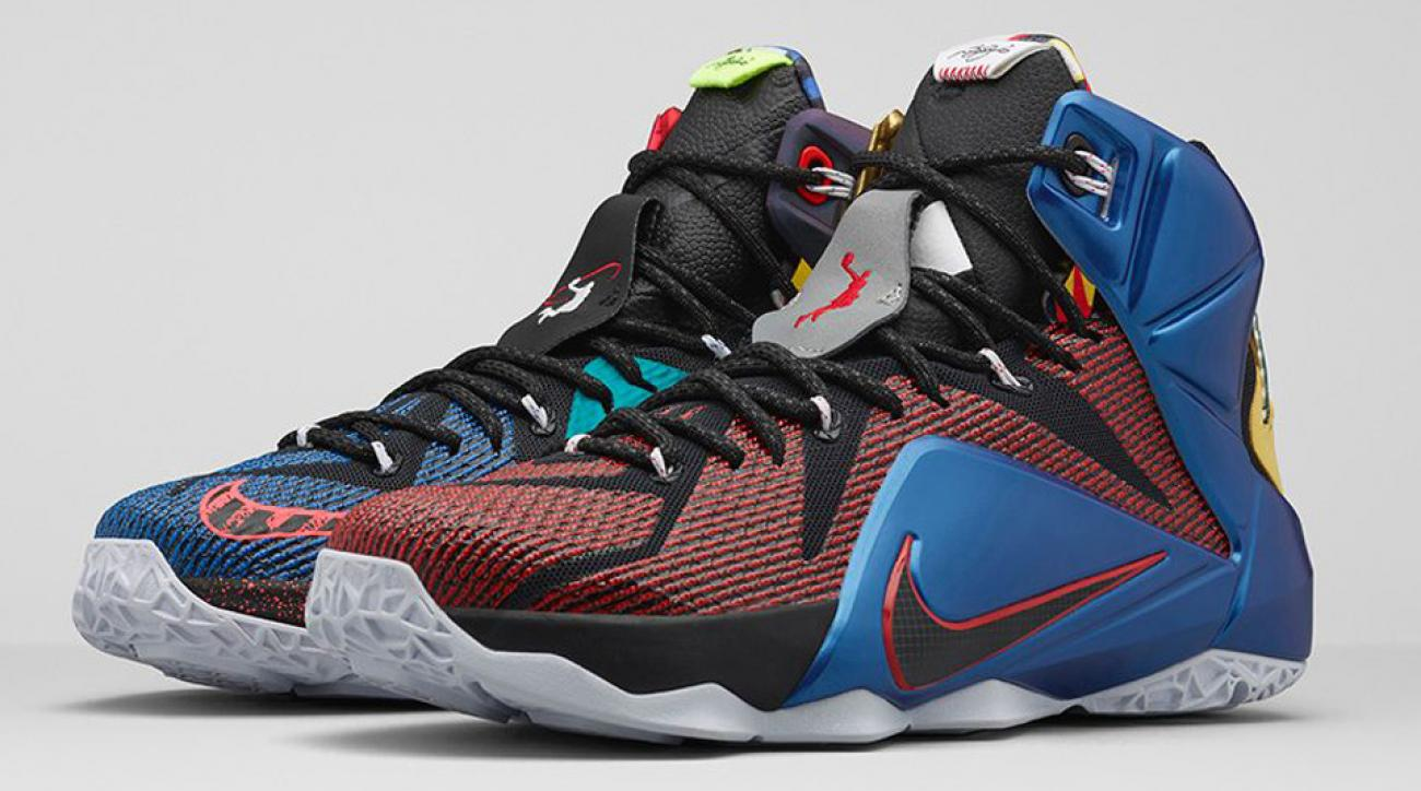 timeless design 12869 bfe2c LeBron James asks Nike for sleeker sneaker on LeBron 13 | SI.com