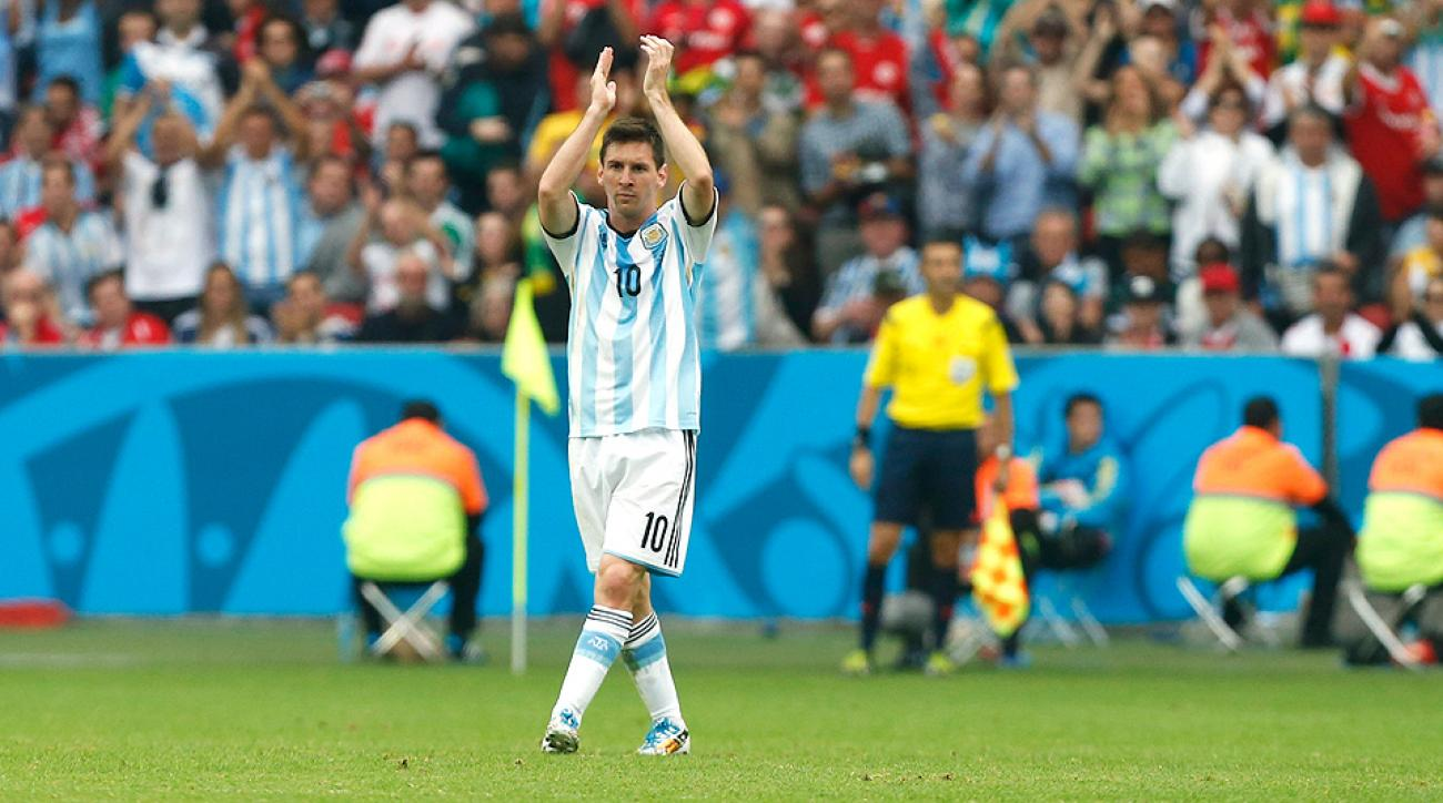 Lionel Messi looks to lead Argentina to the promised land at the World Cup.