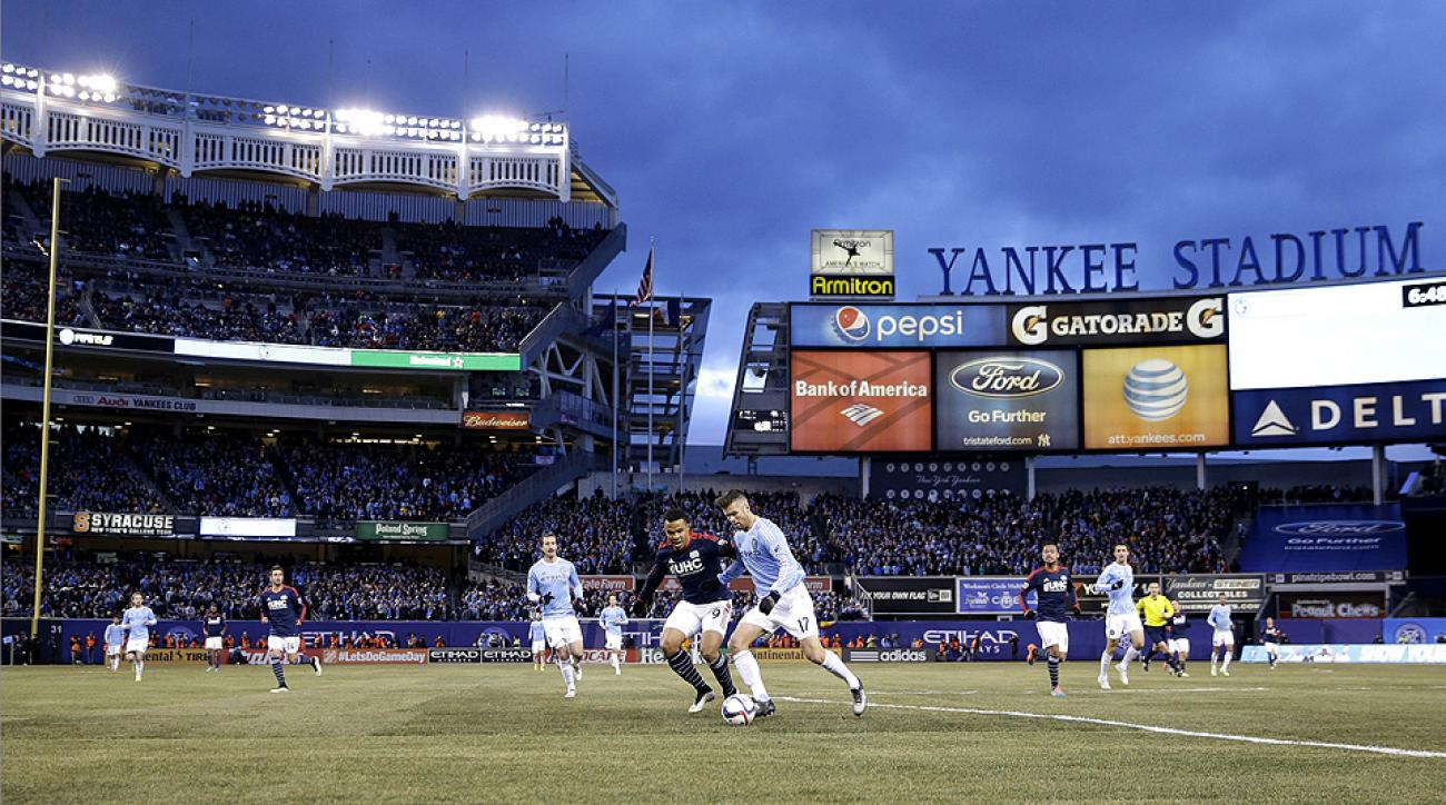 7c68bba0b NYCFC s Yankee Stadium debut helps satiate city s desire for soccer