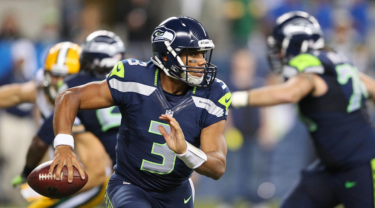 Russell Wilson will be asked to match Aaron Rodgers point for point if the Seahawks expect to beat the Packers to open the season.