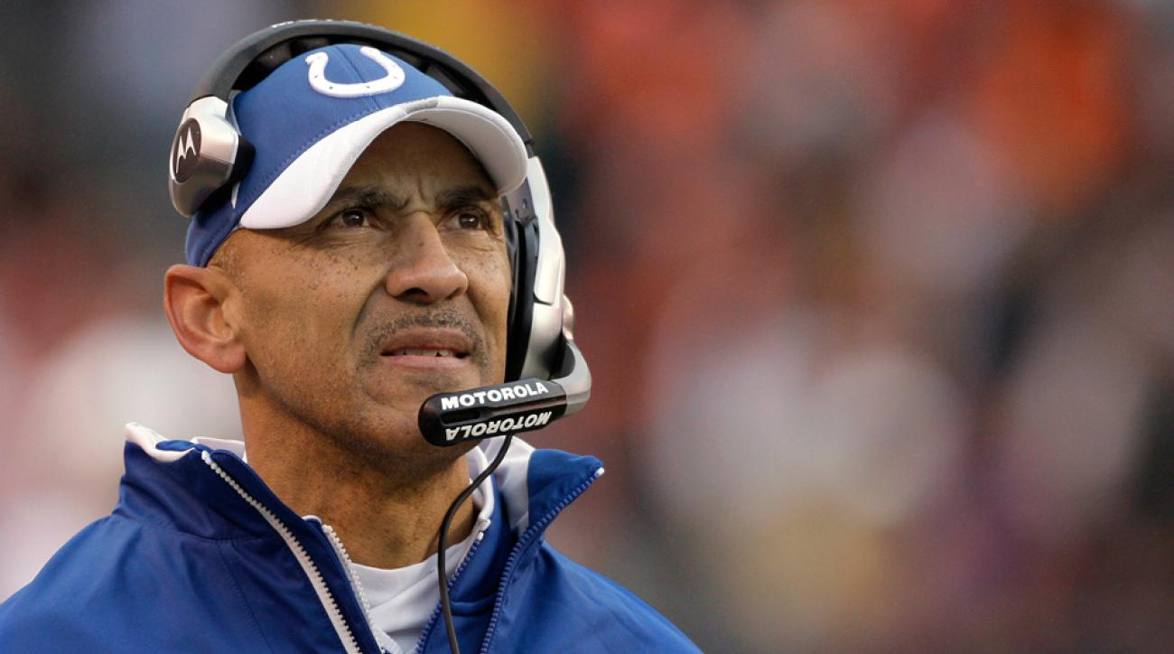 Tony Dungy's views on several subjects leave unanswered questions.