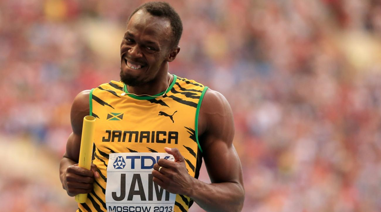 In 2013 Usain Bolt became the most decorated athlete in the history of the world track and field championships.