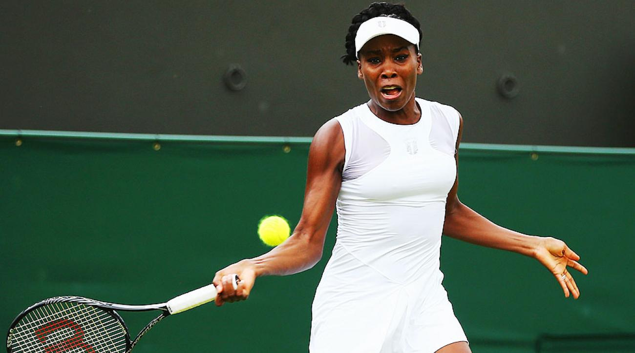 Venus Williams is trying to win her first Wimbledon title since her back-to-back wins in 2007-08.