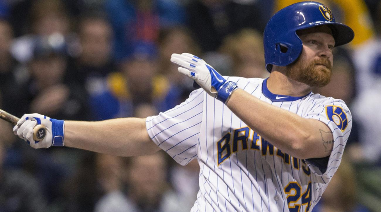 Adam Lind leads the Brewers with a .318 batting average and 159 OPS+ and is second on the team with four homers.