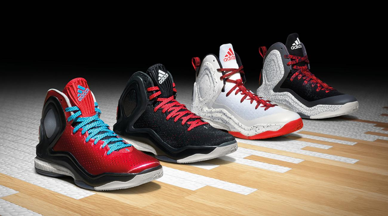 559056e475d Hoops Help  Adidas Adds Boost Cushioning to Crazylight and D Rose 5 ...