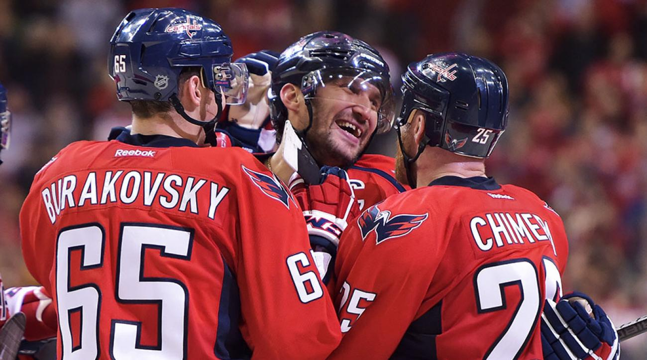 Capitals  Alex Ovechkin makes  history moment  in scoring 500th goal 7b7f76ead8e0