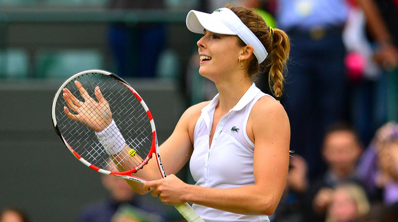 Alize Cornet scored arguably the biggest win of her career over top seed Serena Williams in the third round at Wimbledon.
