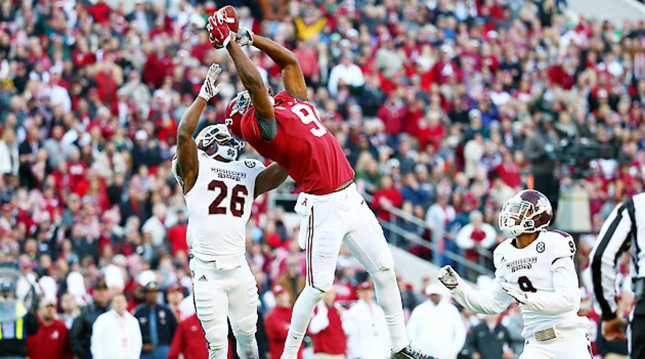 SEC Championship Game preview: Three key matchups that will determine Alabama Crimson Tide ...