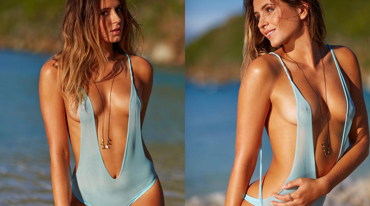 Anastasia Ashley, SI Swimsuit 2014
