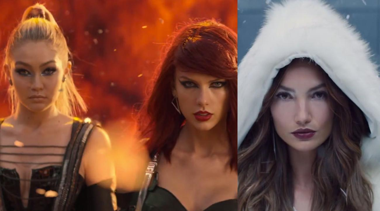 WATCH: Taylor Swift's Got Some Bad Blood'