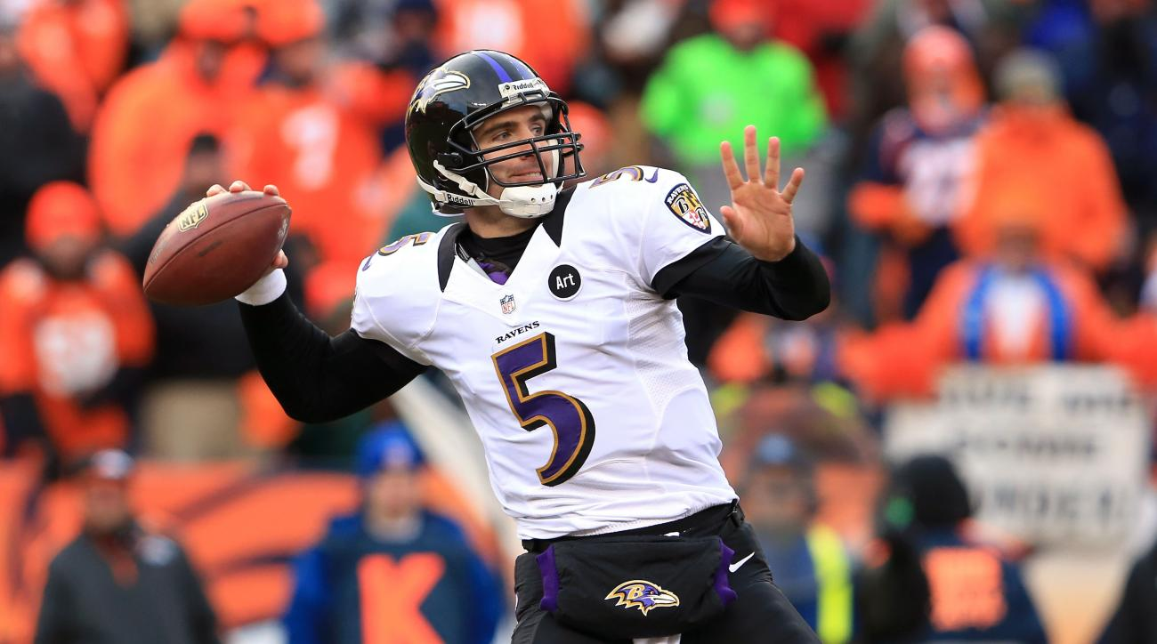 Dates, location and site for Baltimore Ravens training camp