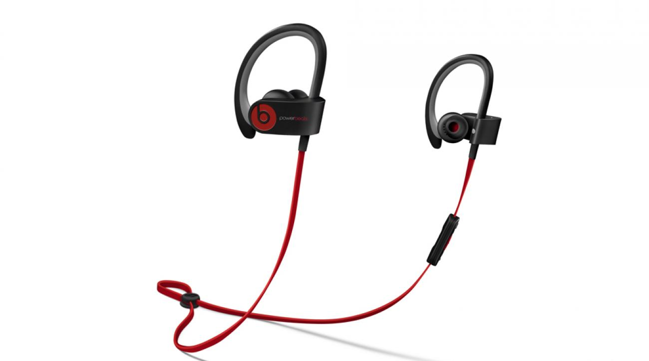 Beats by Dre unveiled their latest product, the Powerbeats2 on Thursday, its first wireless earphones designed for athletes and inspired by the NBA's LeBron James.
