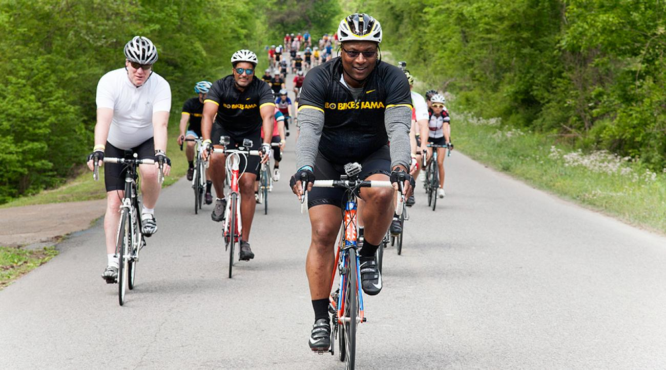Bo Jackson has been bringing the state of Alabama together through his annual Bo Bikes Bama charity bicycle ride.