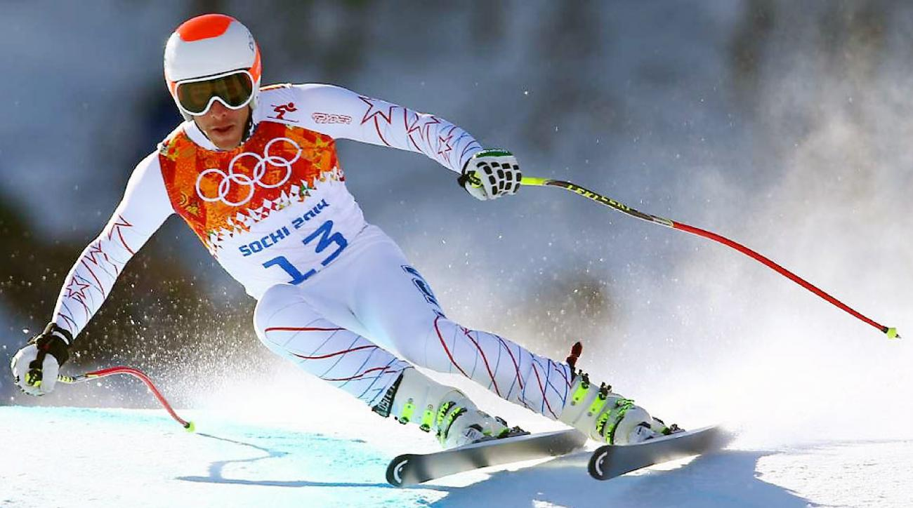 Bode Miller is one of the most experienced competitors in the Sochi Games, the fifth Winter Olympics for the American skier.