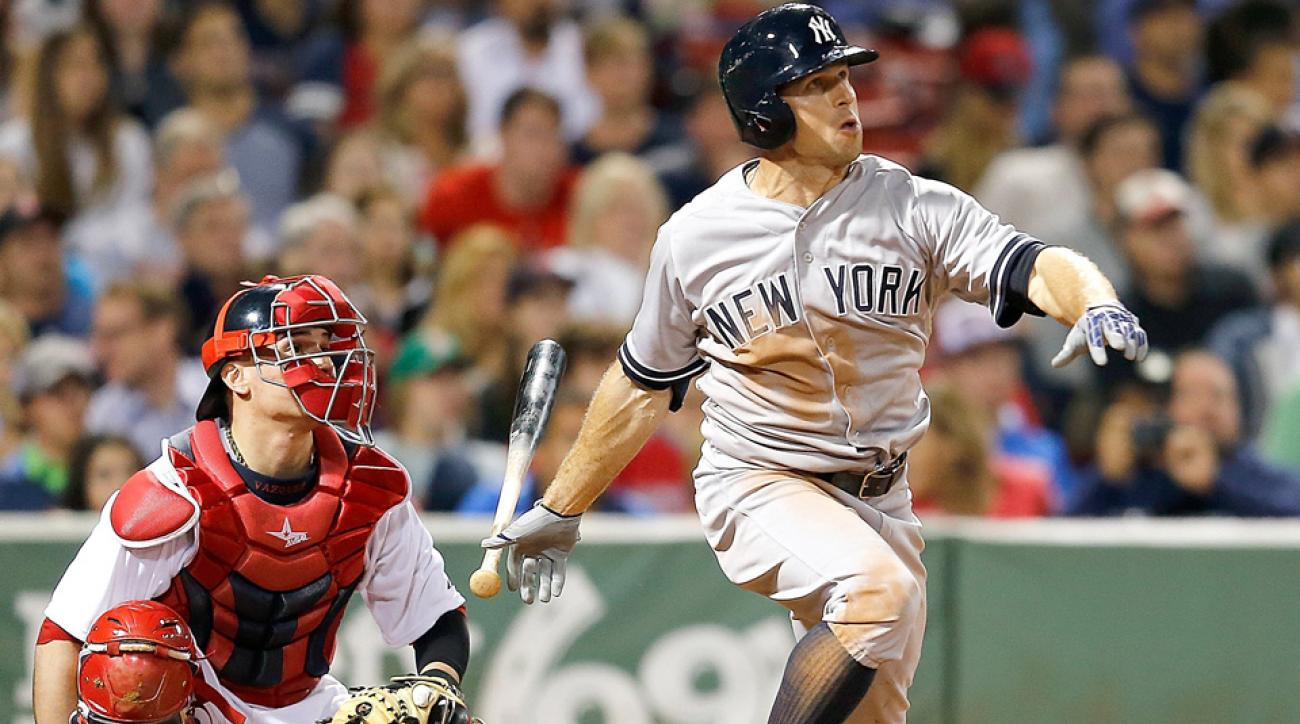 Yankees Brett Gardner return