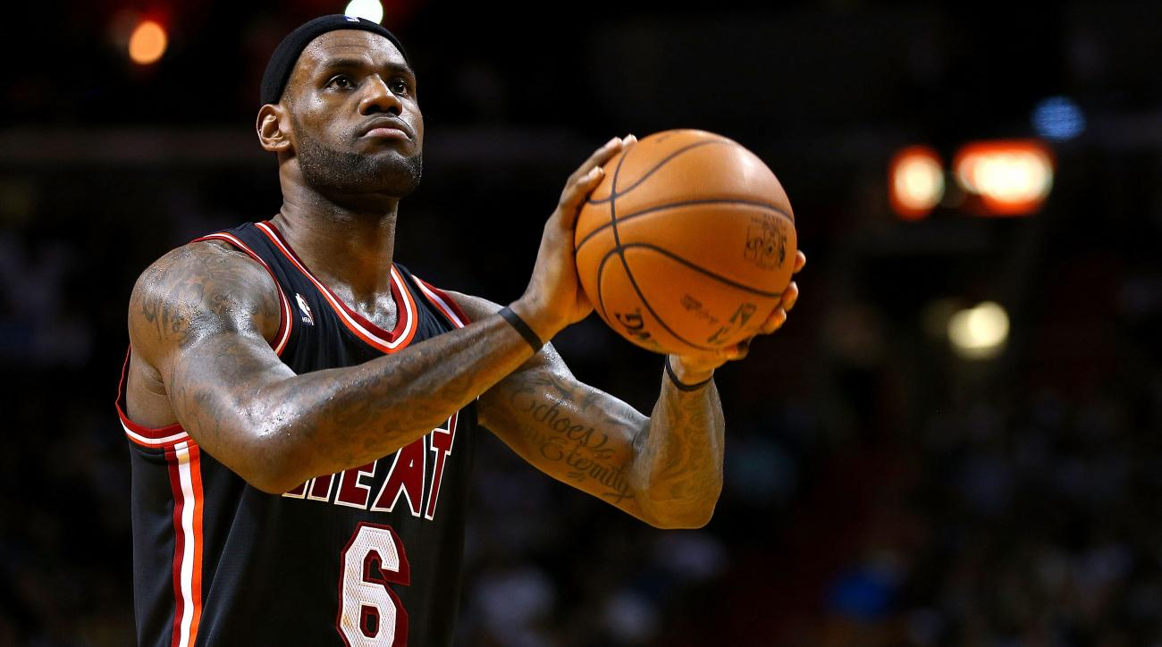 LeBron James could be close to making a decision on his future
