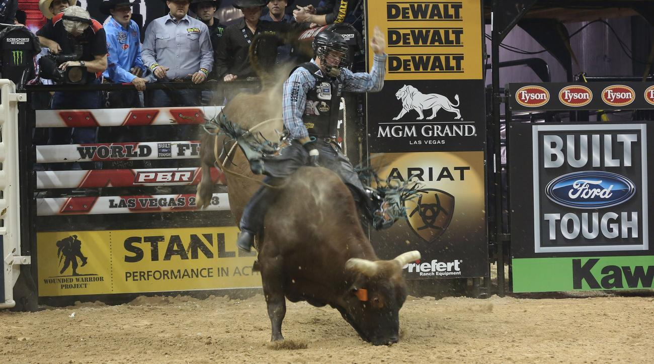 Professional Bull Riders, CBS reach new contract