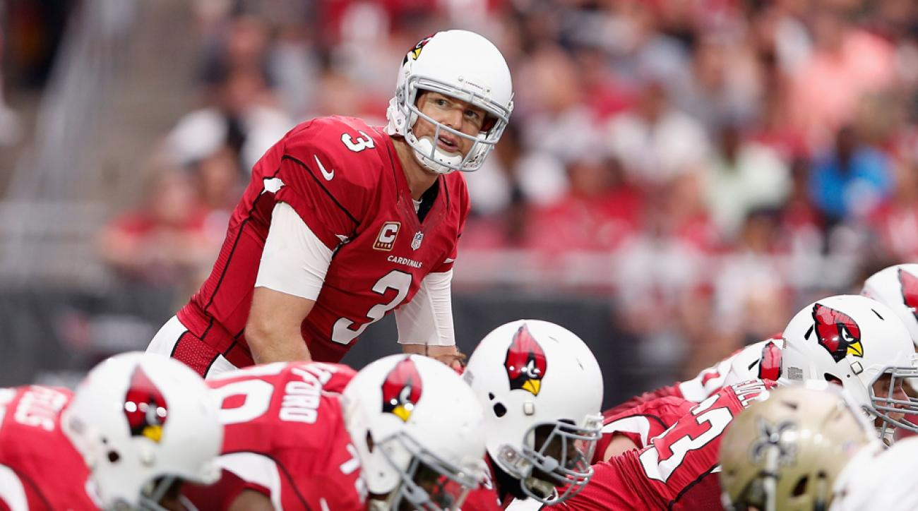 Carson Palmer has battled back from an ACL injury last season, leading the Cardinals to a perfect 3–0 start.