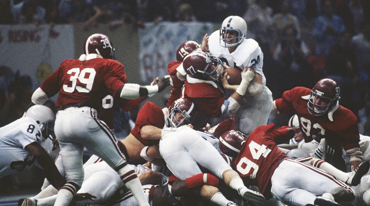 Alabama beat Penn State in the 1978 Sugar Bowl.