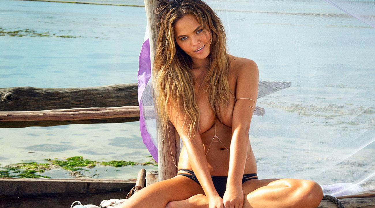cameltoe Sex Chrissy Teigen naked photo 2017