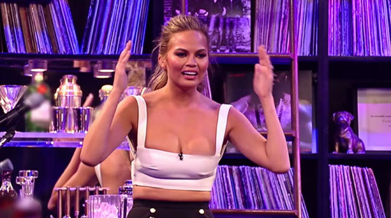 Watch this EXCLUSIVE clip of Chrissy Teigen on Spike TV's ...