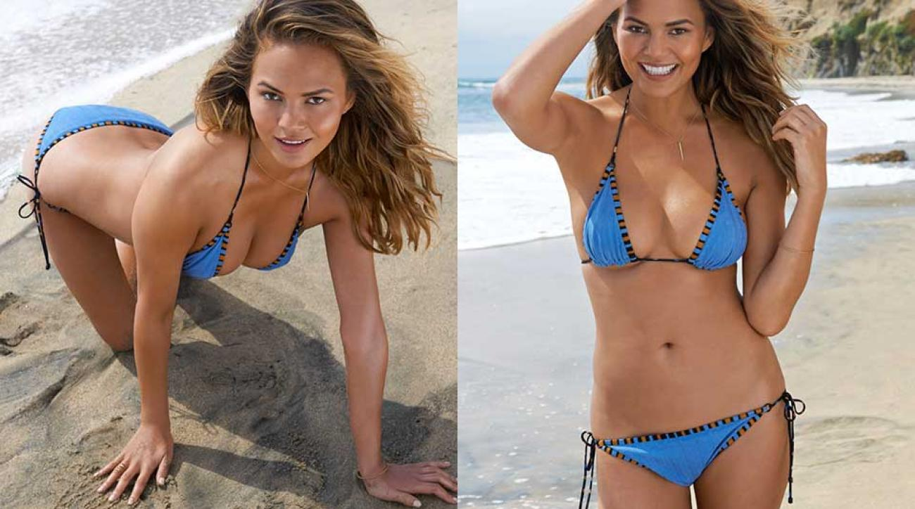 Chrissy Teigen, SI Swimsuit 2015