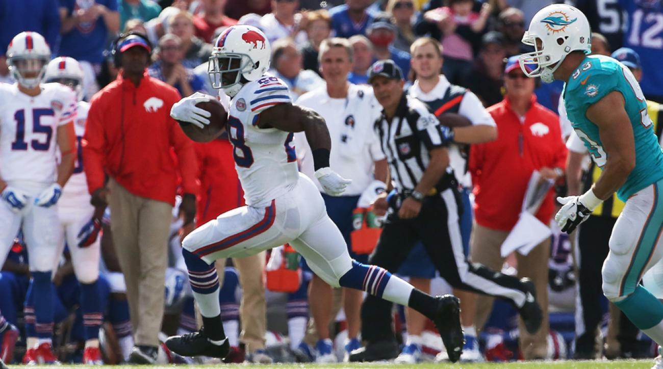 Buffalo Bills lead list of NFL's surprise 2-0 teams