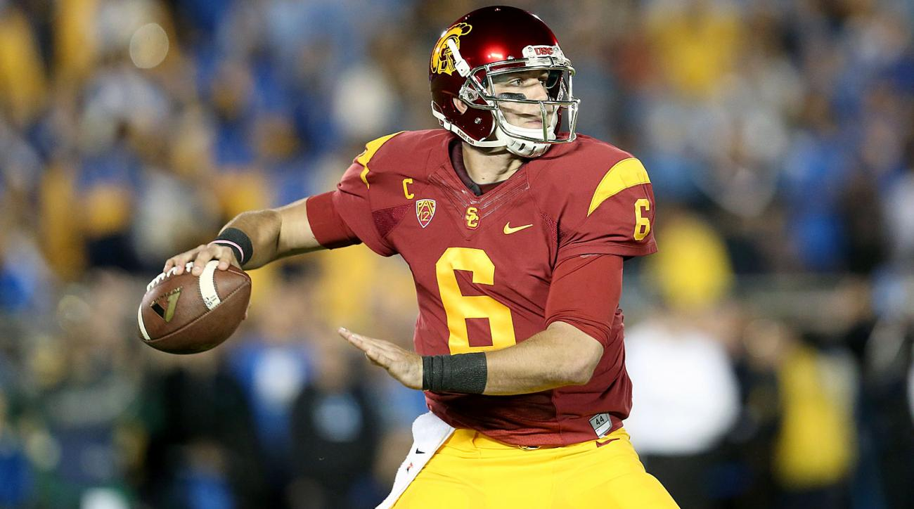 Kessler is tasked with continuing the legacy of great USC quarterbacks, and he seemed more than ready for the job last season. Kessler threw for 39 touchdowns with only five interceptions, completing about 70 percent of his passes. He has the kind of arm that could return the Trojans to national contender status and possibly inject himself in the Heisman conversation in the process.