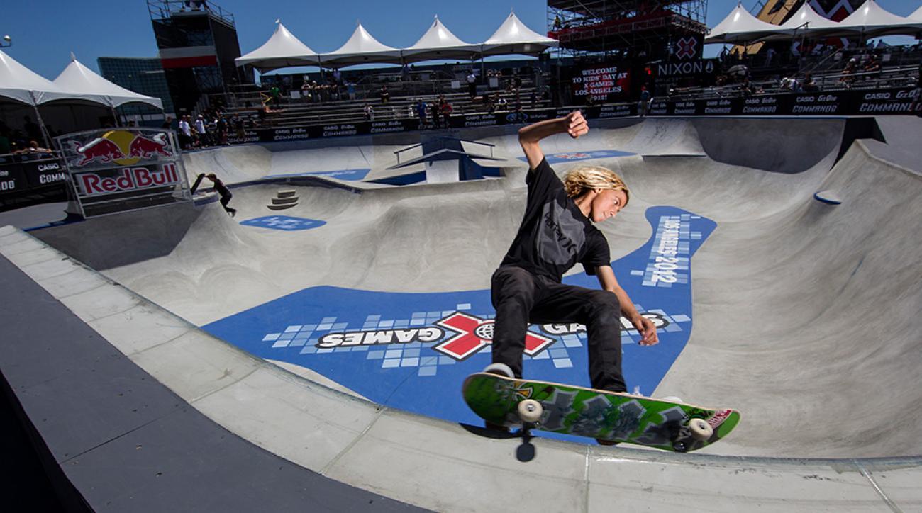 Curren Caples' fresh perspective on skateboarding, X Games Austin