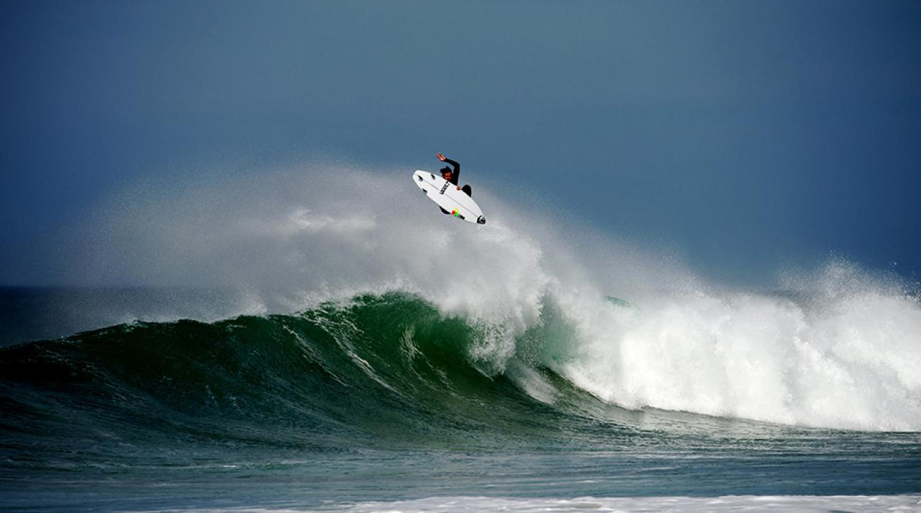 Kai Lenny The Ultimate Waterman Thrives On Surfing Jaws