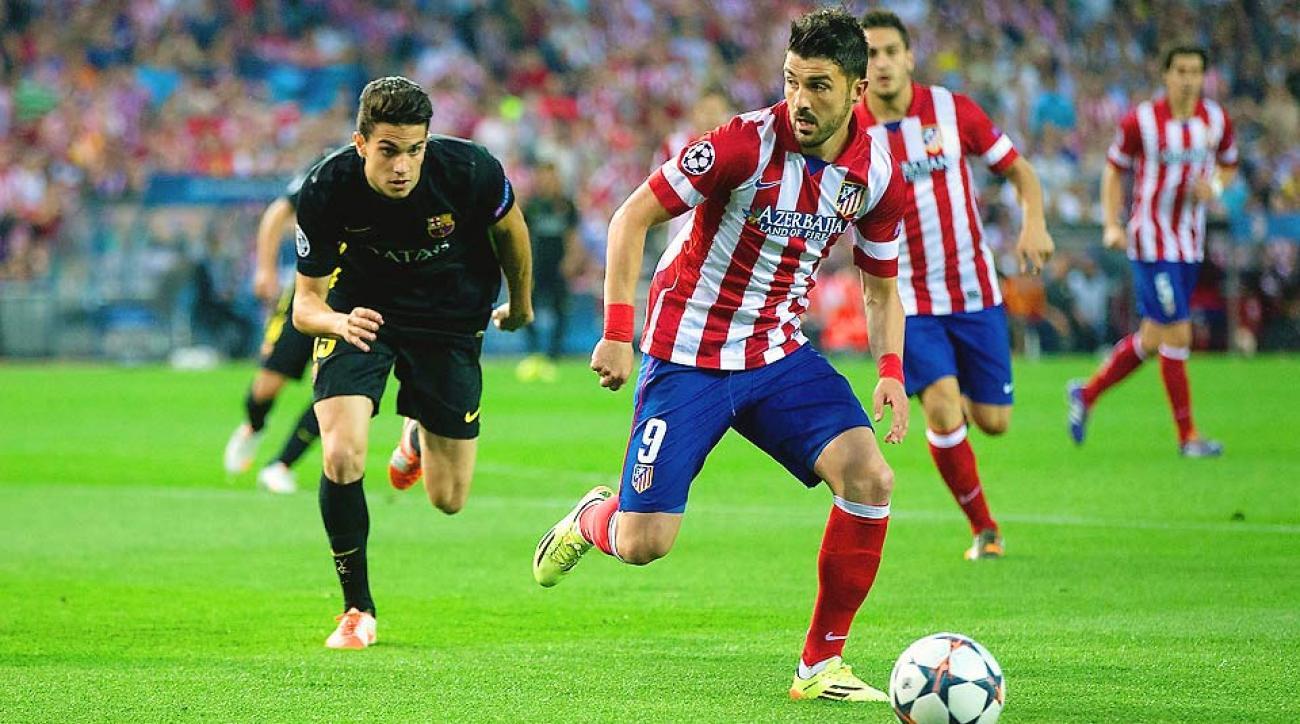David Villa s NYCFC deal in $6 million range despite initial MLSPU