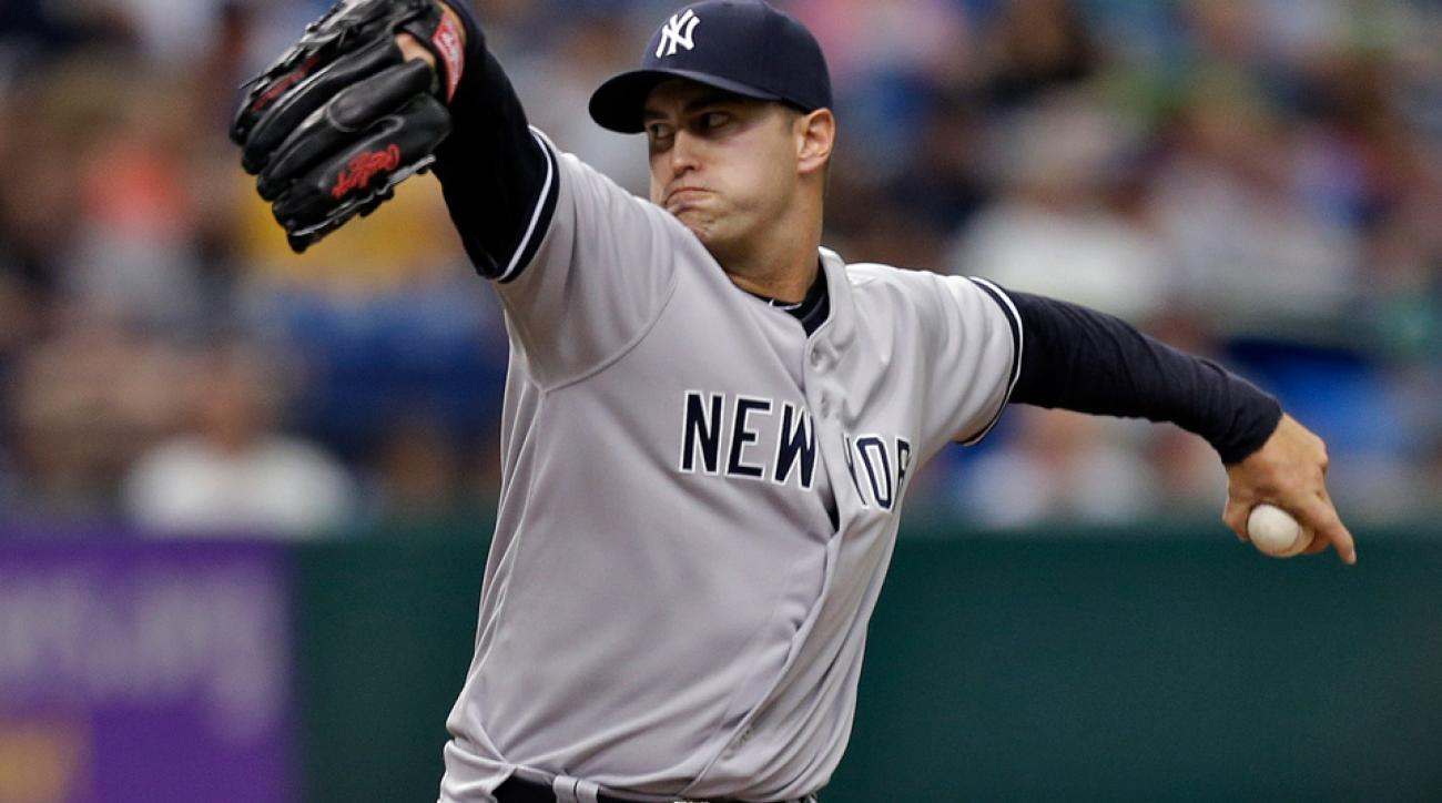 Dellin Betances has struck out 70 of the 154 batters he's faced so far this season.