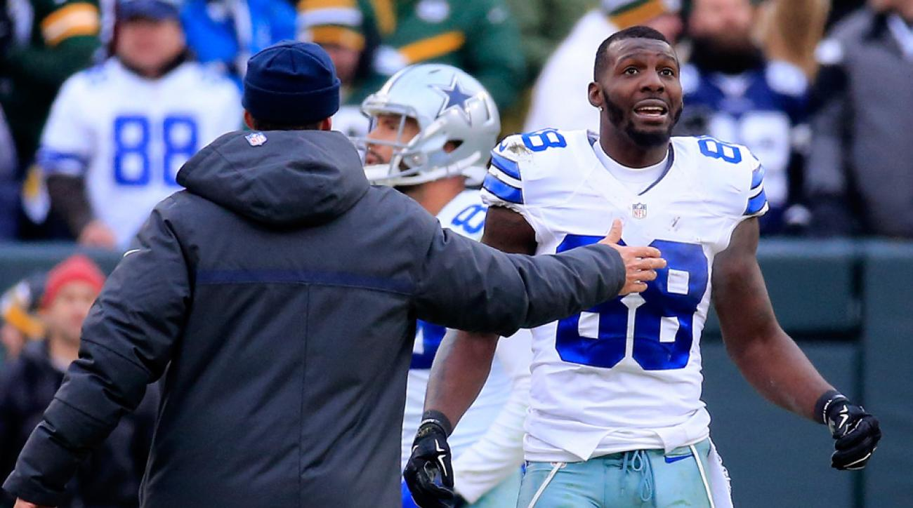 Dez Bryant, Dallas Cowboys remain incredulous after loss to Green Bay Packers