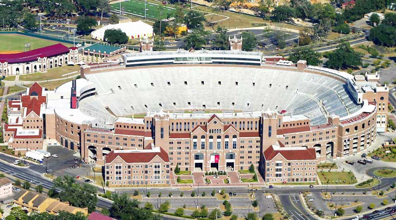 Stadium Spotlight: Rebuilding Doak Campbell Stadium brick ...