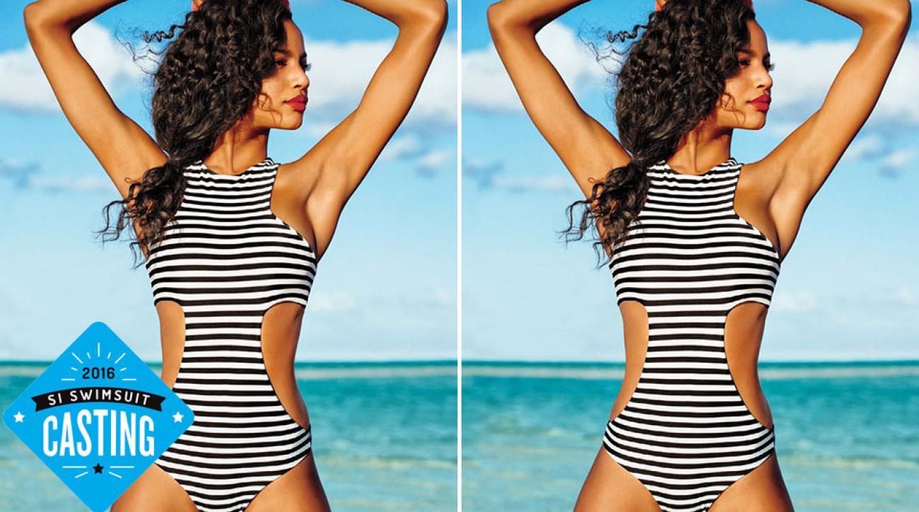 Ebonee Davis, SI Swimsuit Casting Calls