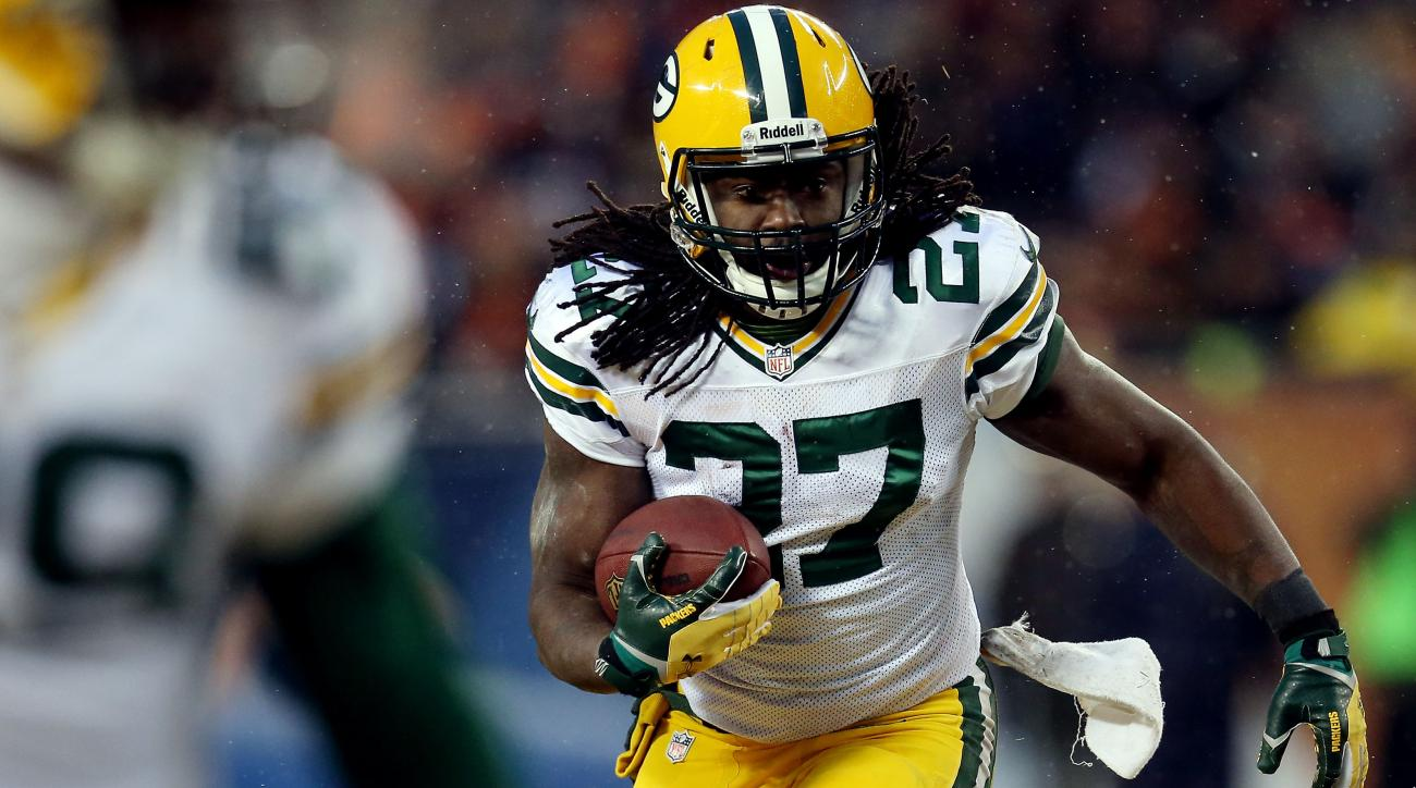 Green Bay Packers' Eddie Lacy trying to avoid sophomore slump