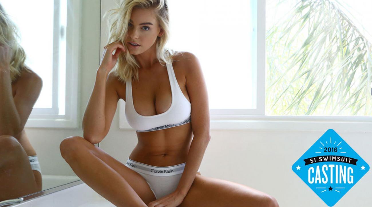 Sports Illustrated Swimsuit 2016 Casting Call: Elizabeth