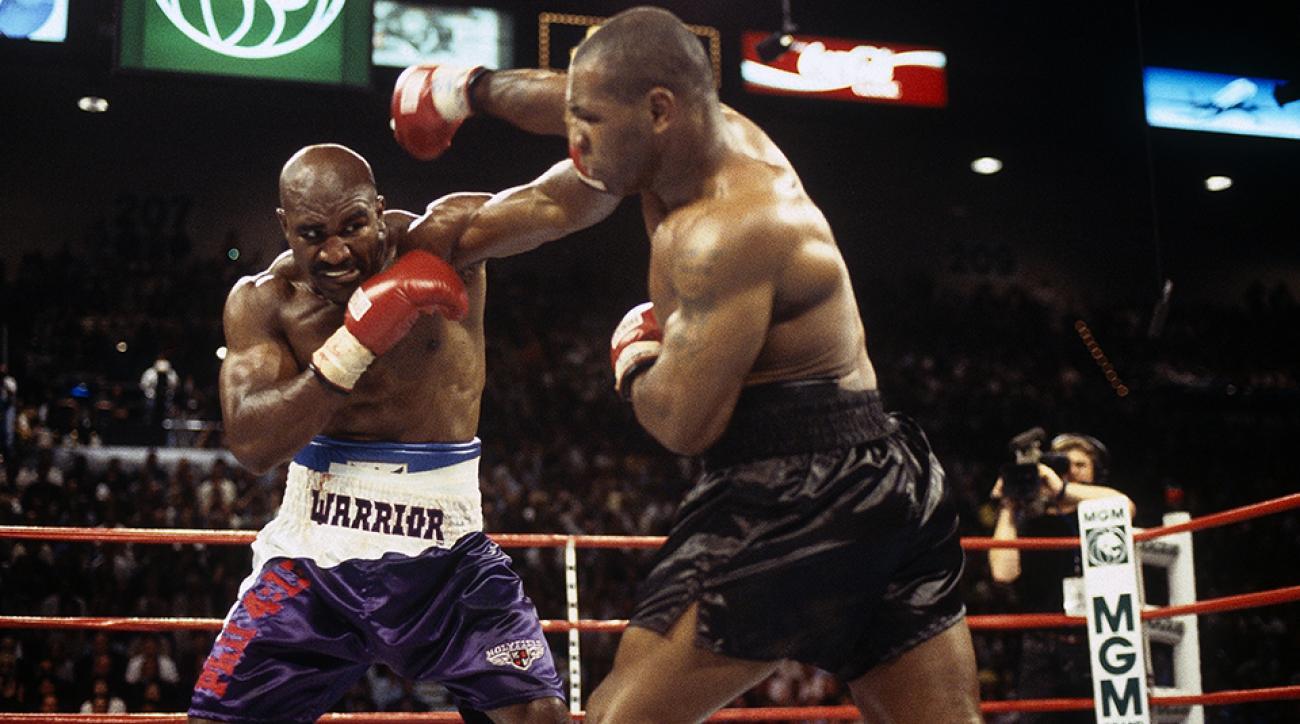 Evander Holyfield vs. Mike Tyson