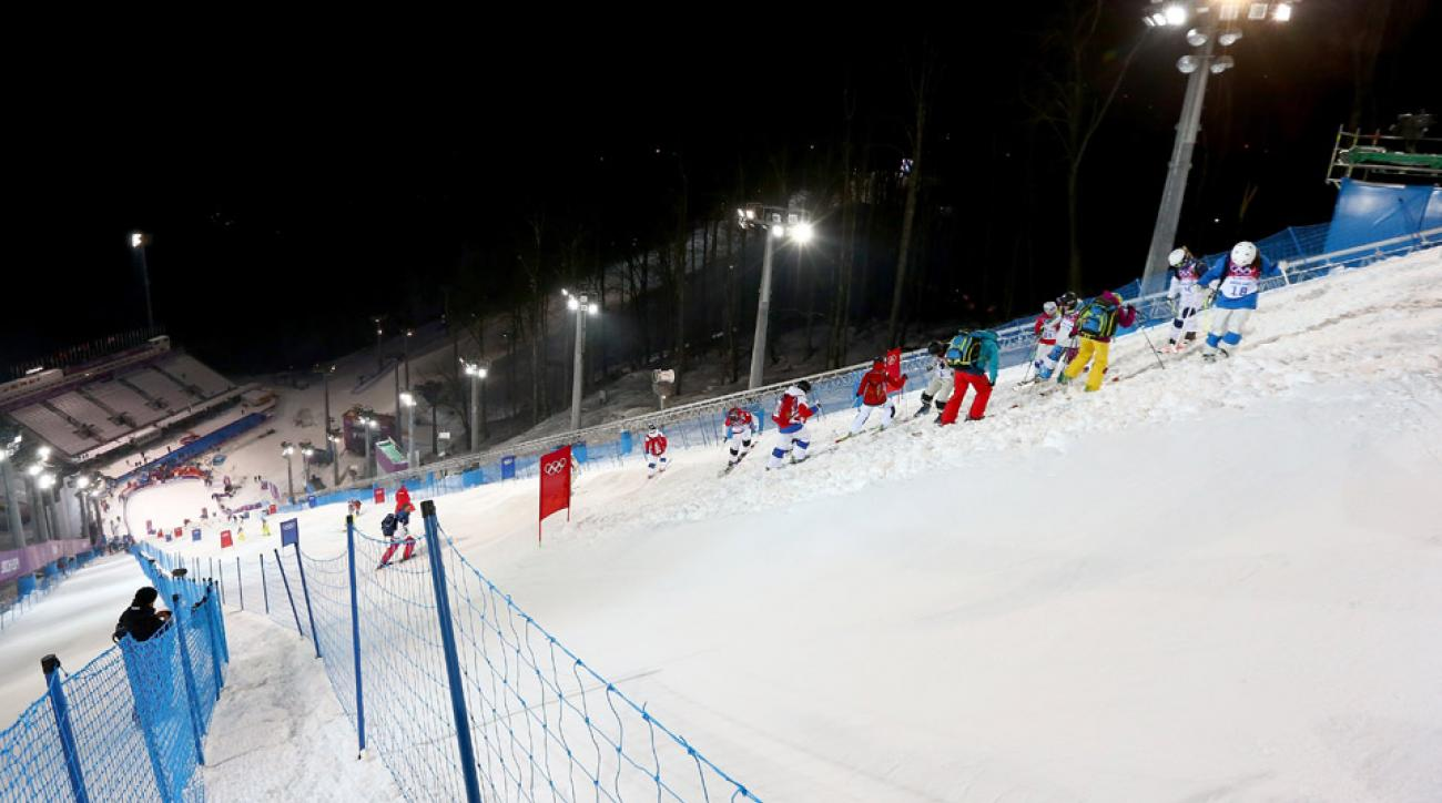 The moguls course at Extreme Park in Sochi has caused several teams to ask Olympic officials to make changes.