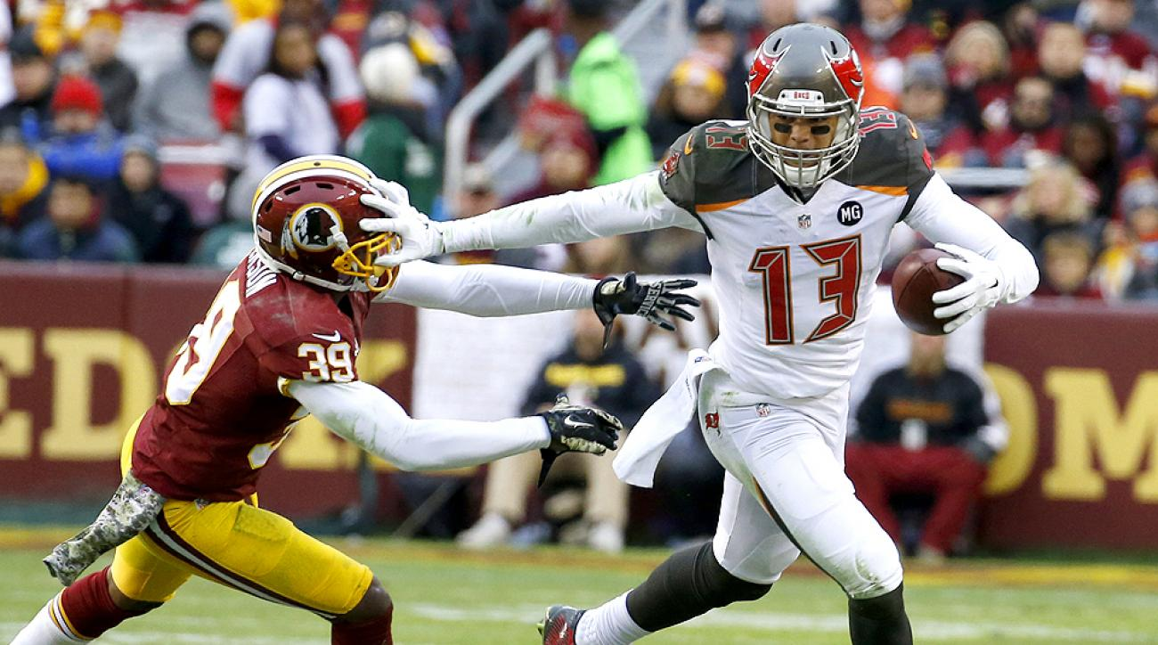 Fantasy Football Target Report: Tampa Bay Buccaneers' Mike Evans stands above the rest of the rookie wide receivers.