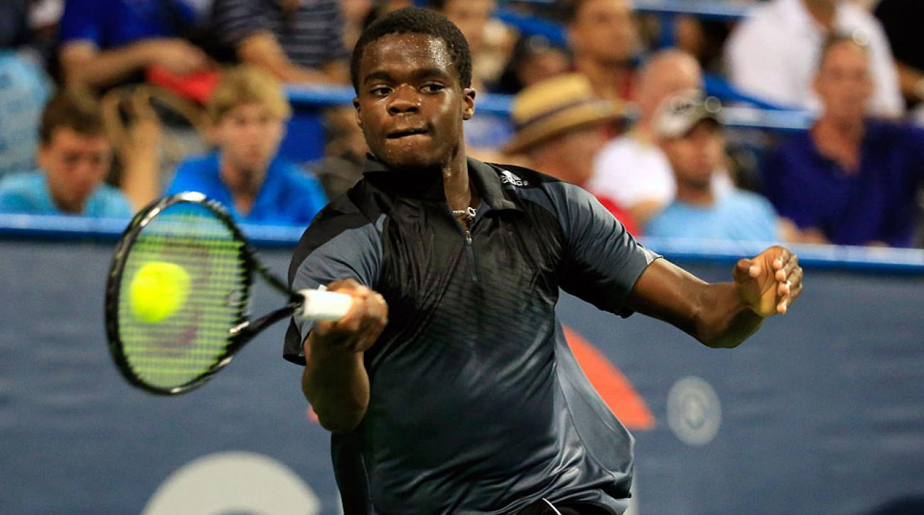 Francis Tiafoe is the world's seventh-ranked junior player and a D.C.-area native.