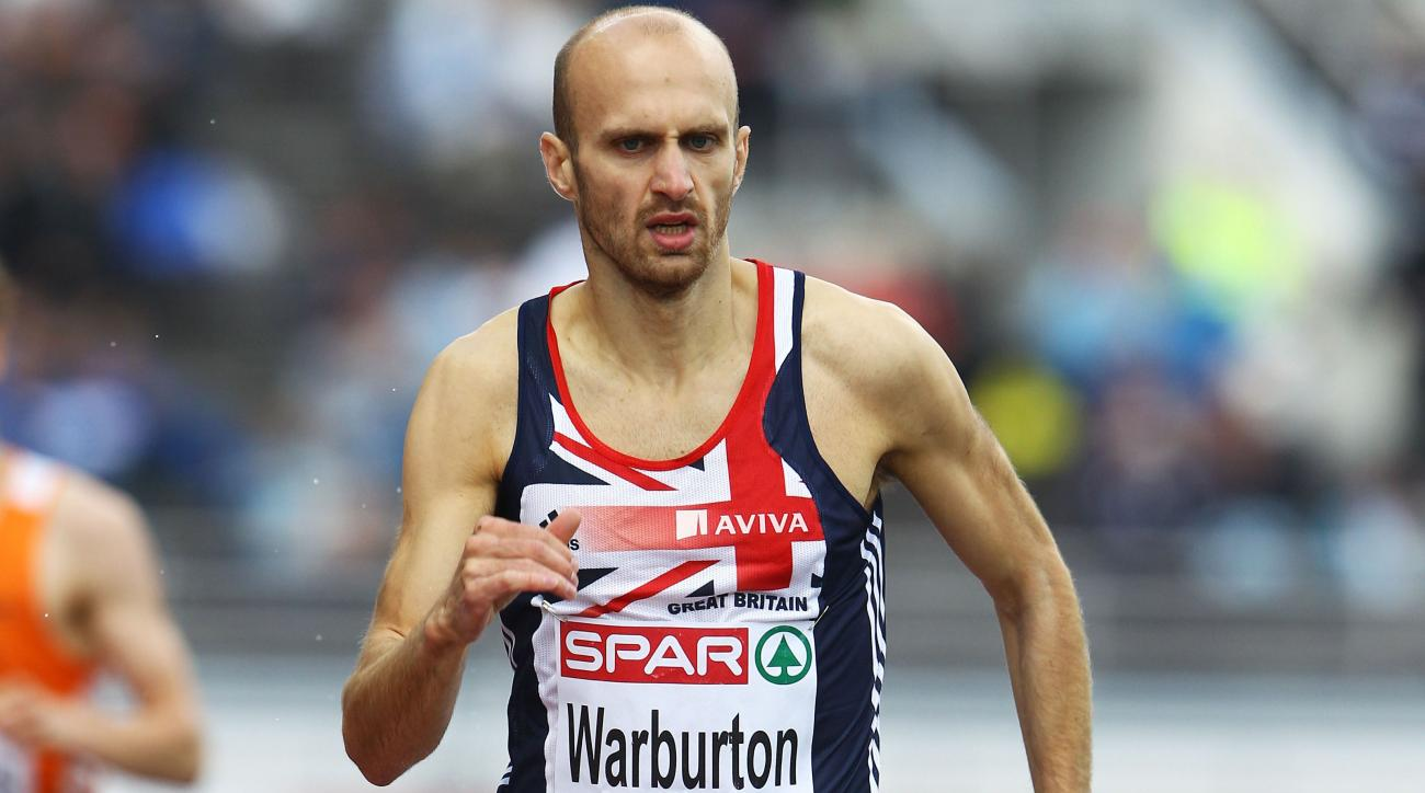 Warburton suspended for doping