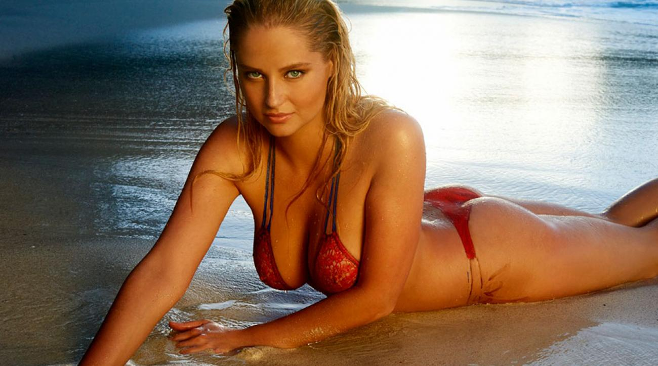 Genevieve Morton, SI Swimsuit 2015