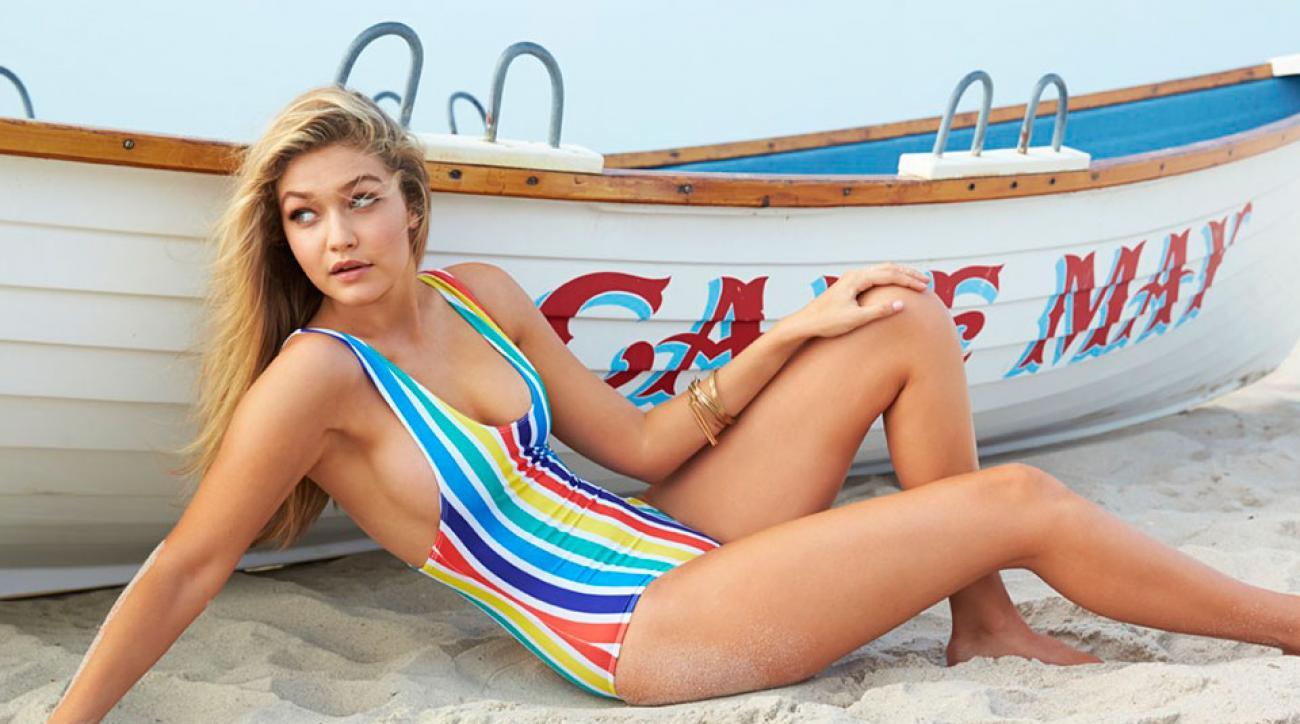 Gigi Hadid, SI Swimsuit 2014