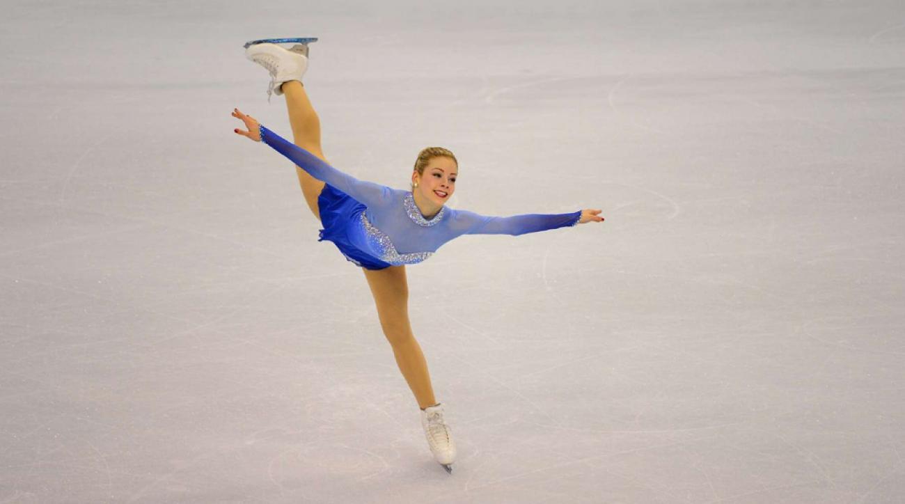 Meet Team USA: Gracie Gold