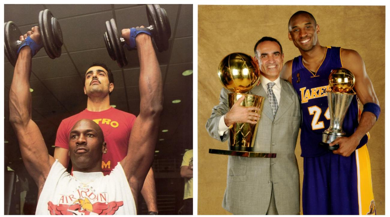 Trainer Tim Grover has helped NBA legends like Michael Jordan and Kobe Bryant realize their full potential with specialized workout plans.
