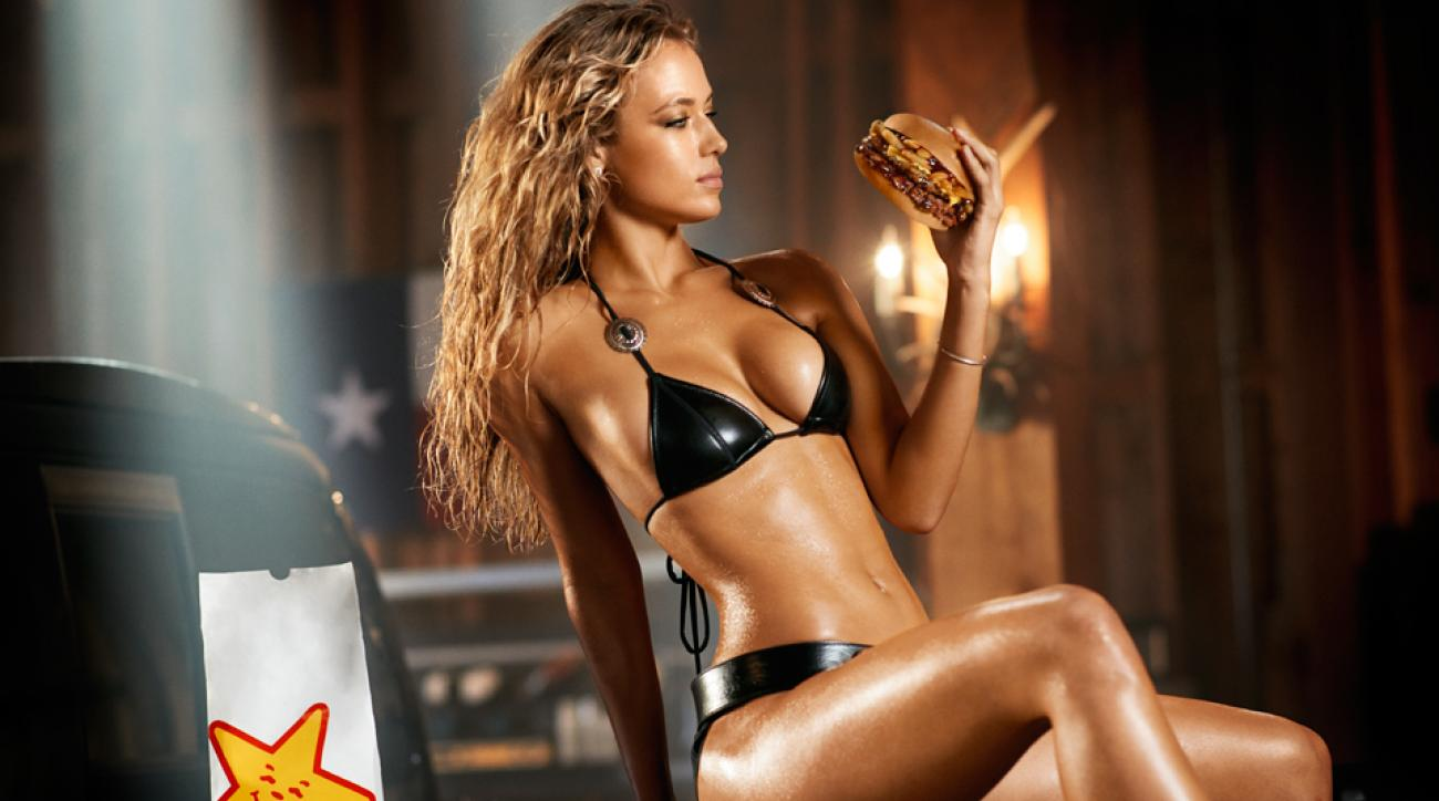 SwimDaily First Look: See the director's cut of Hannah Ferguson's Carl's Jr. commercial