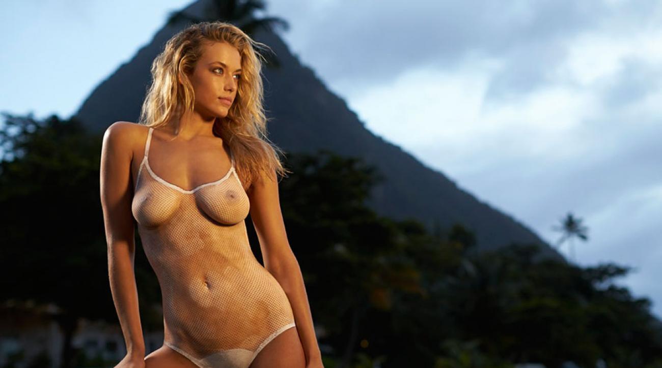 Hannah Ferguson, SI Swimsuit 2014